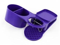 Органайзер на стол/ станок - Фиолетовый - фото 10175