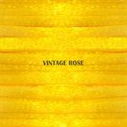 Шнур атласный, 1 мм. Лимонный