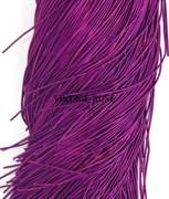 Канитель мягкая, 1 мм, Фиолетовая