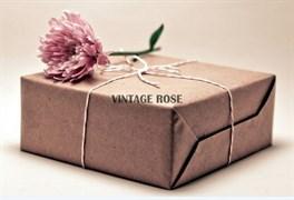 Стартовый Платиновыйнабор для обучения основам Люневильской вышивки от Vintage Rose