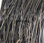 Канитель мягкая, 1 мм, Старинное серебро
