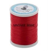 Нитки Sumiko Thread STP1-08 красные (для люневильской вышивки)
