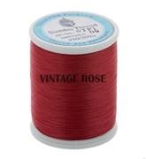 Нитки Sumiko Thread STP1-09 т.красные (для люневильской вышивки)