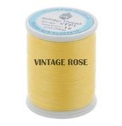 Нитки Sumiko Thread STP1-12 желтые (для люневильской вышивки)