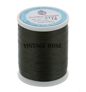 Нитки Sumiko Thread STP1-16 хаки (для люневильской вышивки)