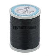 Нитки Sumiko Thread STP1-17 т.серый (для люневильской вышивки)
