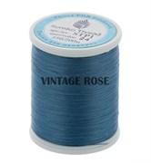 Нитки Sumiko Thread STP1-24 т.голубой (для люневильской вышивки)