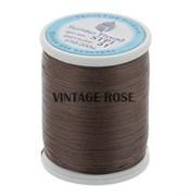 Нитки Sumiko Thread STP1-31 т.серый (для люневильской вышивки)