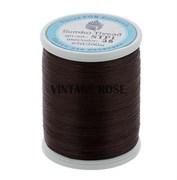 Нитки Sumiko Thread STP1-35 шоколадный (для люневильской вышивки)