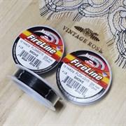 Fireline Smoke 4lb, серый, 0.12 мм, Файрлайн, 15 ярдов (14,1 метра) (Серый)