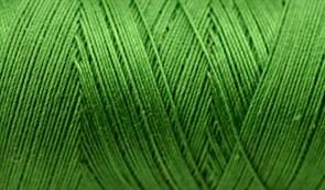 Нитки Cotton № 50/3, Aurora вощеные 200 метров Цвет 21161 ТРАВЯНОЙ