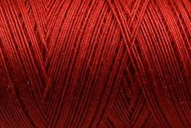 Нитки Cotton № 50/3, Aurora вощеные 200 метров Цвет 20863 КРАСНЫЙ