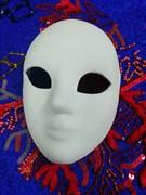 Венецианская маска ручной работы 1 шт