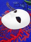 Венецианская маска ручной работы 1 шт - фото 15631