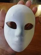 Венецианская маска ручной работы 1 шт - фото 15632