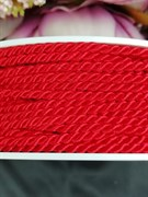 Шнур Витой PEGA 2,5 мм Красный