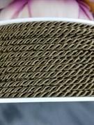 Шнур Витой PEGA 2,5 мм Коричневый