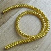 Канительный шнур, 4 мм, Золото