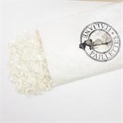 Пайетки 3мм плоские Белые #01601/3мм Италия, матовые