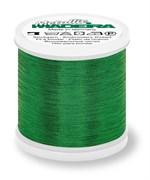 Нитки Madeira Metallic №40, 200м, 358 Зеленые (Зеленый, 200 метров)