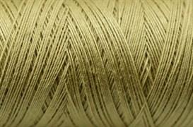 Нитки Cotton № 50/3, Aurora вощеные 200 метров Цвет 20864 Темный БЕЖ