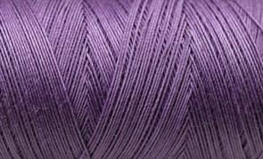 Нитки Cotton № 50/3, Aurora вощеные 200 метров Цвет 21119 ЛАВАНДА