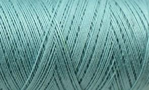 Нитки Cotton № 50/3, Aurora вощеные 200 метров Цвет 21140 НЕБЕСНЫЙ
