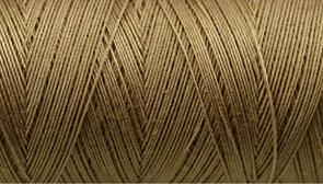 Нитки Cotton № 50/3, Aurora вощеные 200 метров Цвет 21159 МЕД
