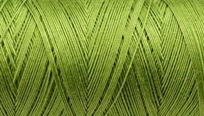 Нитки Cotton № 50/3, Aurora вощеные 200 метров Цвет 21162 САЛАТОВЫЙ