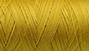Нитки Cotton № 50/3, Aurora вощеные 200 метров Цвет 21171 ГОРЧИЦА