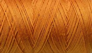 Нитки Cotton № 50/3, Aurora вощеные 200 метров Цвет 21172 АПЕЛЬСИН