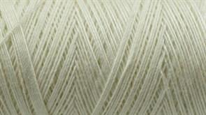 Нитки Cotton № 50/3, Aurora вощеные 200 метров Цвет 21238 МОЛОКО