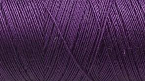 Нитки Cotton № 50/3, Aurora вощеные 200 метров Цвет 21236 Виноград