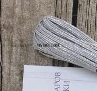 Сутаж Серебрянный 3,5 мм Белоруссия