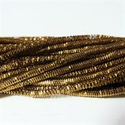 Граненный трунцал, 3 мм, Бронза